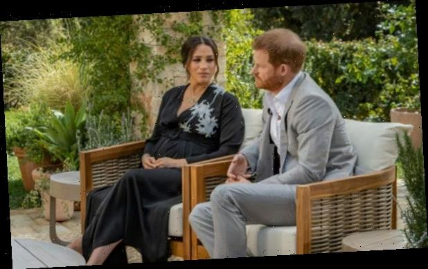 Get Prince Harry's Exact Gray Suit from His Oprah Interview Right Here
