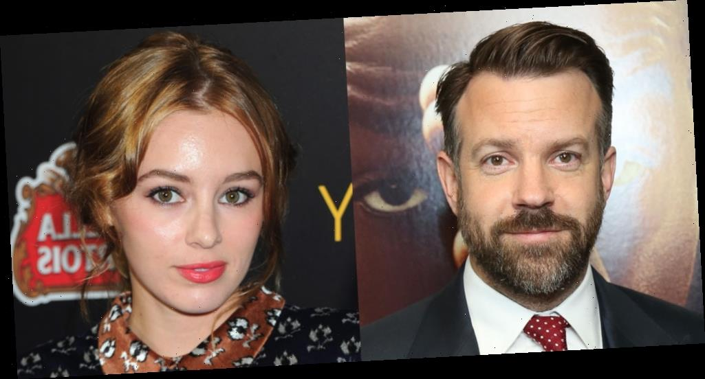 Jason Sudeikis & Model Keeley Hazell Photographed Together for First Time Amid Romance Rumors