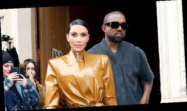 Kanye West 'Doesn't Believe' Kim Kardashian Will End Their Marriage