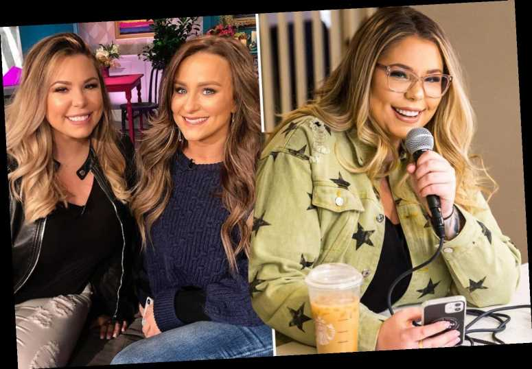 Teen Mom Leah Messer calls costar Kailyn Lowry her 'inspiration' after mom of four says 'build a life you're proud of'