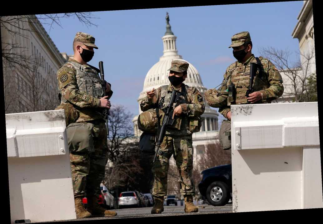 Capitol Police request National Guard remain in place for two months