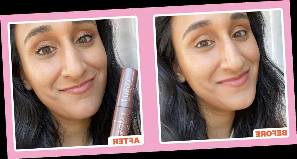 TikTok Is Obsessed With Maybelline's $9 Sky High Mascara\u2014Here's My Honest Review