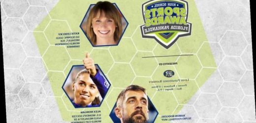 Rodgers, Morgan, Ledecky among announcers for Florida Panhandle High School Sports Awards!