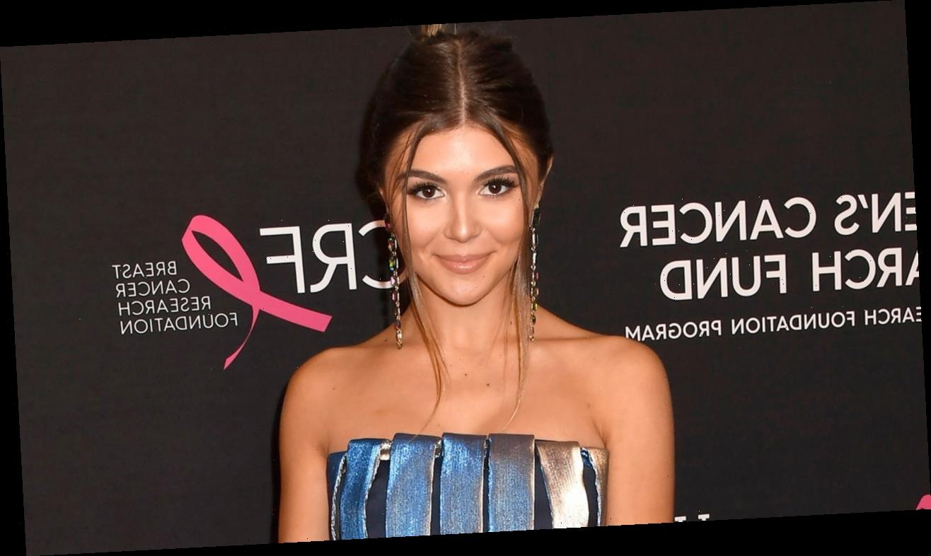 Olivia Jade responds to college admissions scandal comment in TikTok video