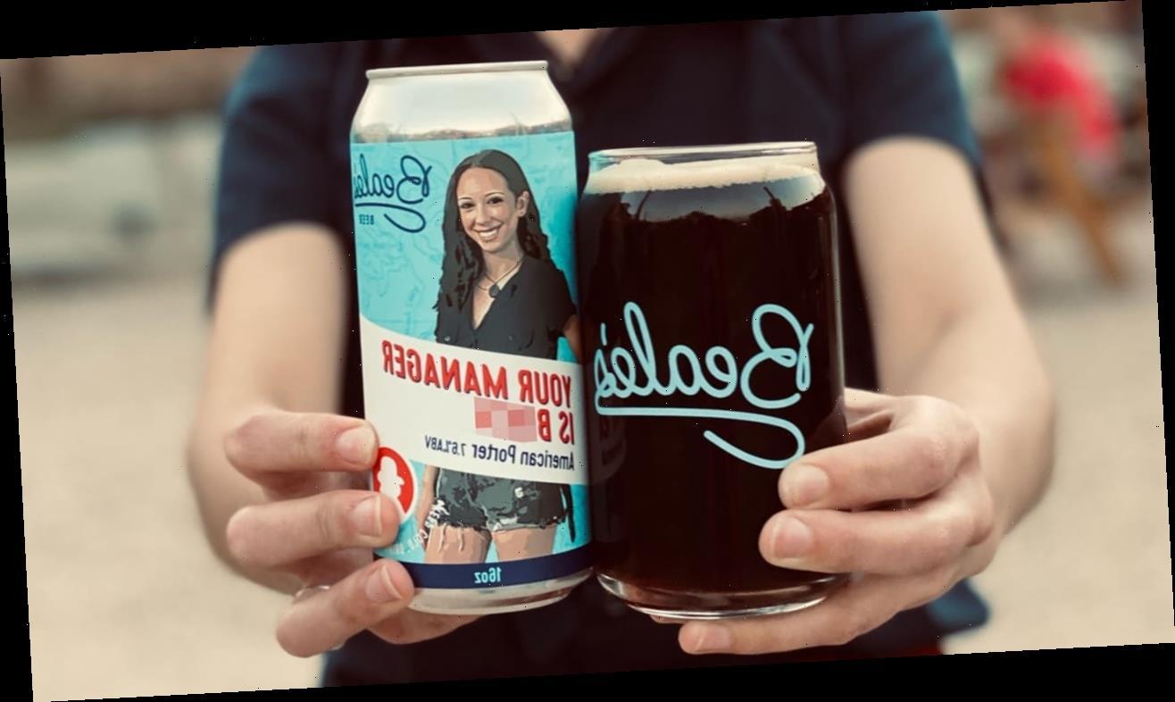 Virginia brewery releases beer inspired by vulgar complaint from disgruntled maskless customer
