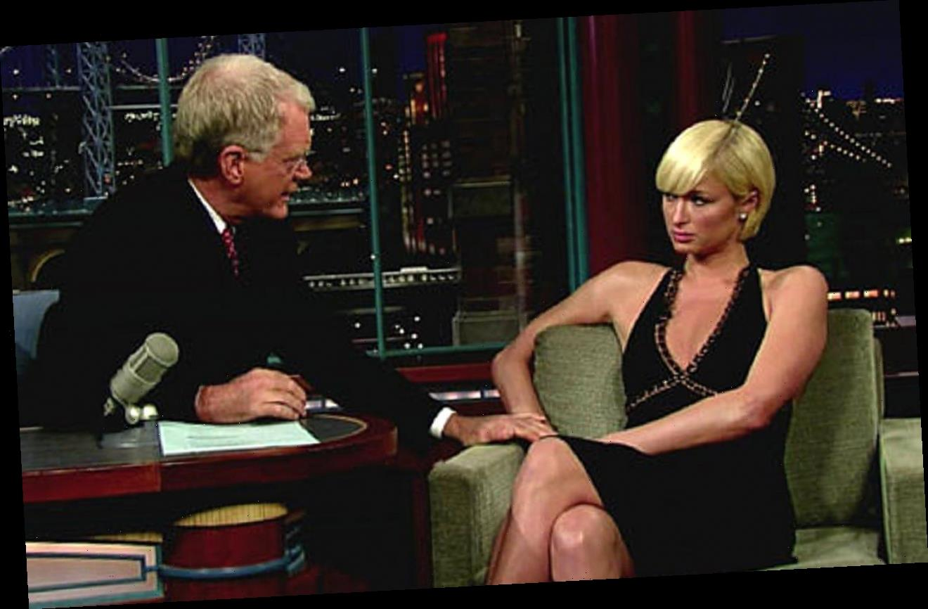 Paris Hilton Blasts David Letterman for 'Purposely Trying to Humiliate' Her in 2007 Interview