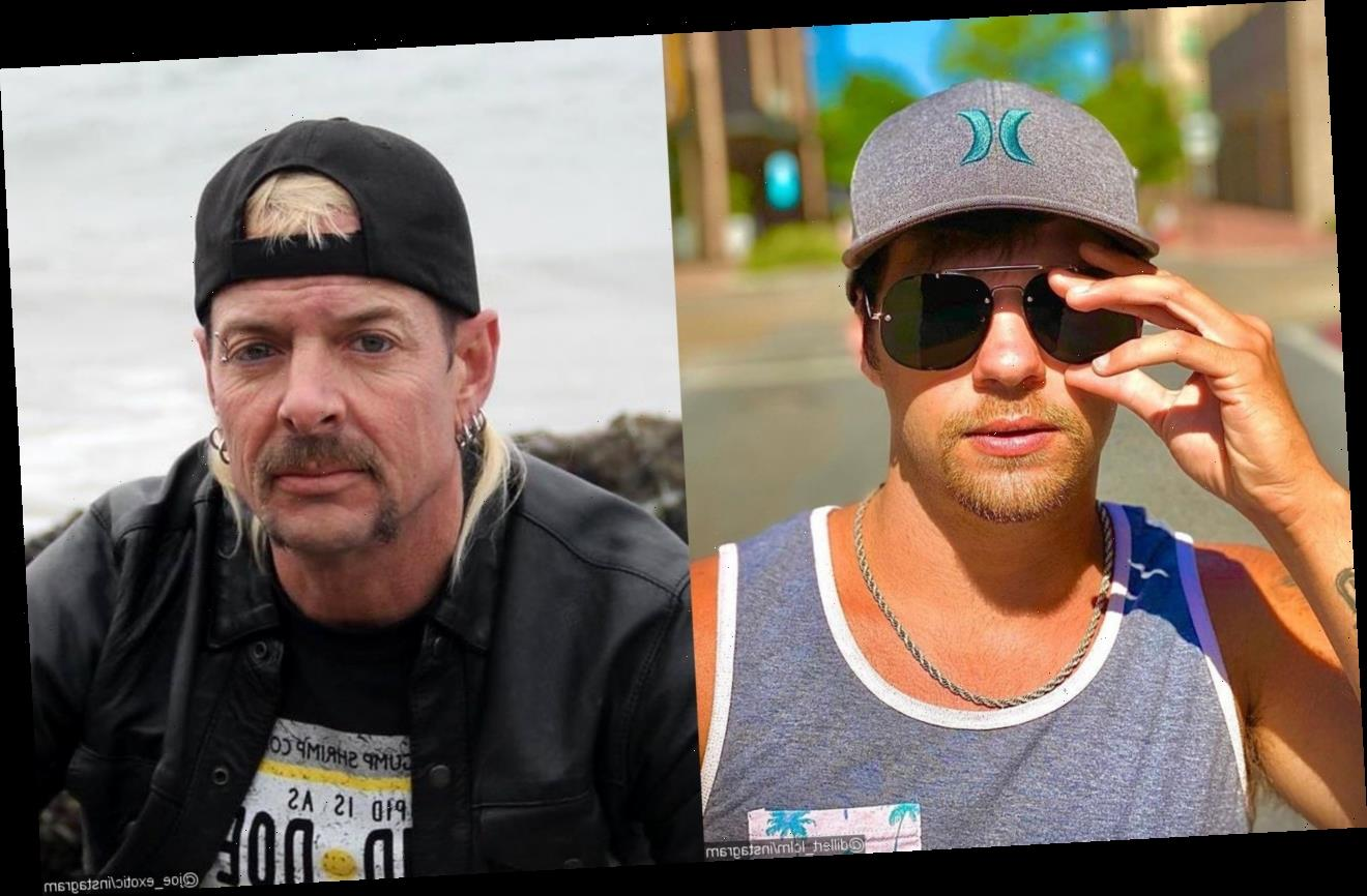 Dillon Passage Responds to Husband Joe Exotic's Shade on Twitter