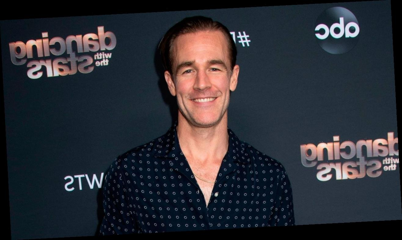 James Van Der Beek Reflects on Being a 'Better' Father & Husband at 44