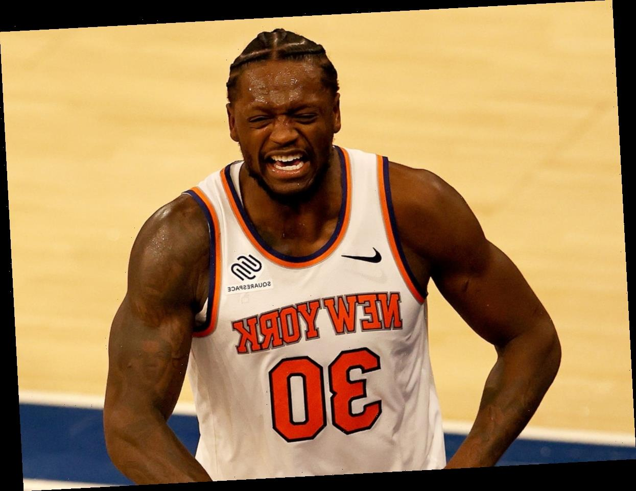 Julius Randle: New York Knicks star realises dream with All-Star game debut