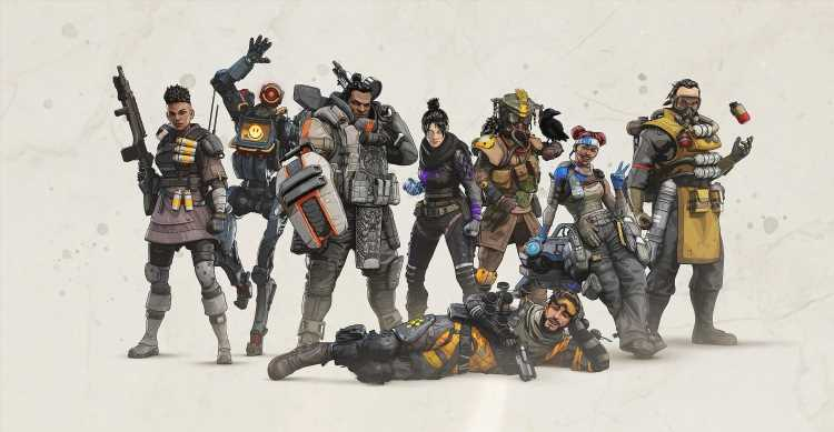'Apex Legends' Season 9 Includes New Legend Valkyrie, and New Bocek Bow Weapon