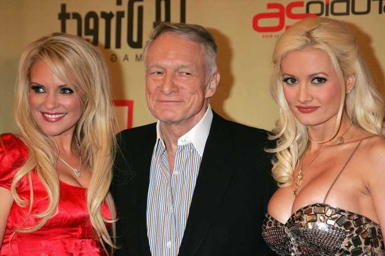 'Call Her Daddy': Holly Madison Dishes on Sex Life With Hugh Hefner