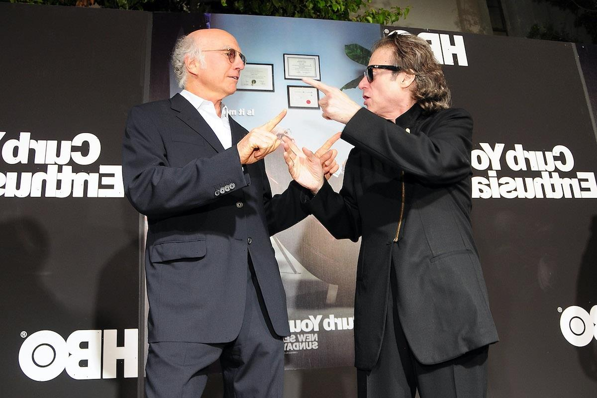 'Curb Your Enthusiasm' Is Filming as Richard Lewis Confirms He May Appear in Season 11 Episode