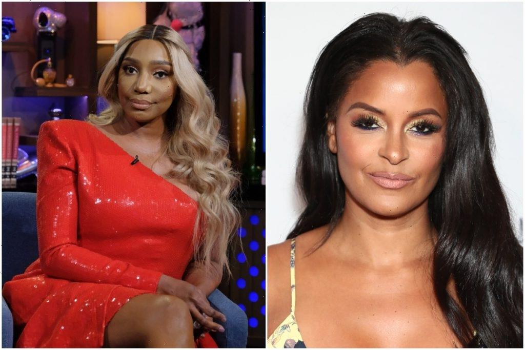 'RHOA': Claudia Jordan Says NeNe Leakes Would Often 'Walk out of Scenes', but Still Collected a Check