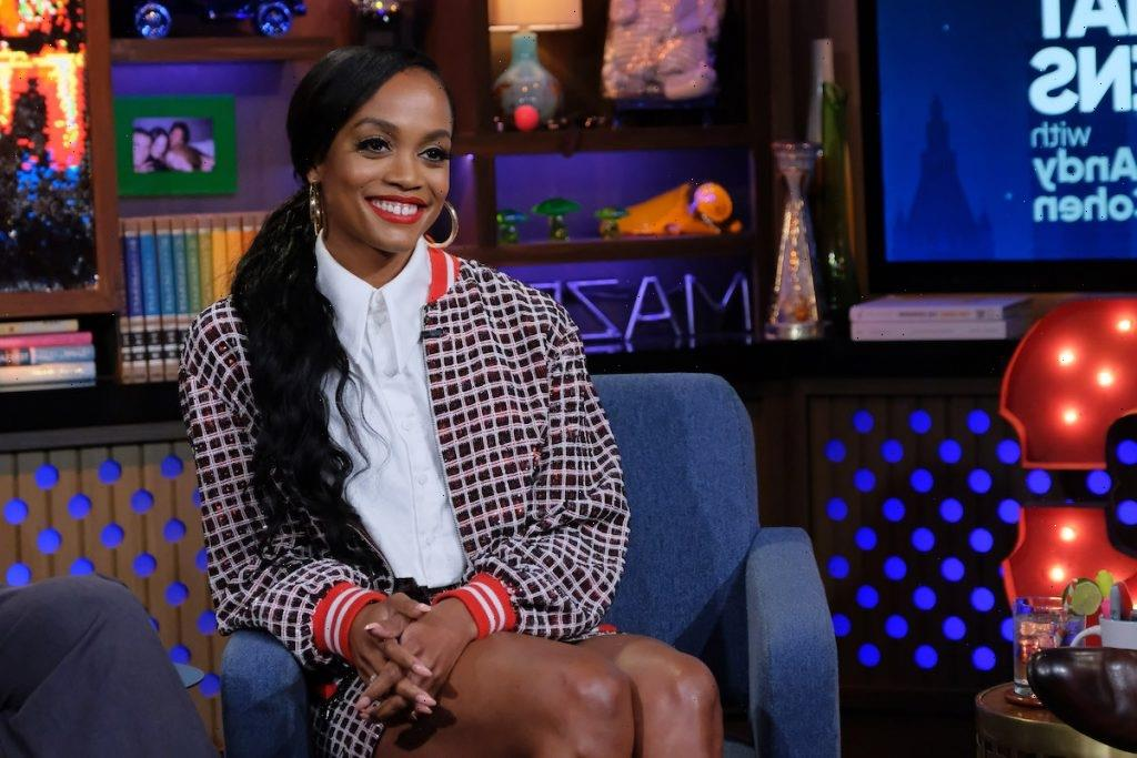 'The Bachelorette': Rachel Lindsay Officially Steps Away From 'Bachelor Happy Hour' Podcast