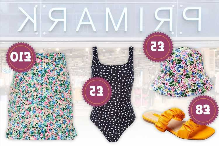 10 things you can buy at Primark for under a tenner now that the stores have reopened
