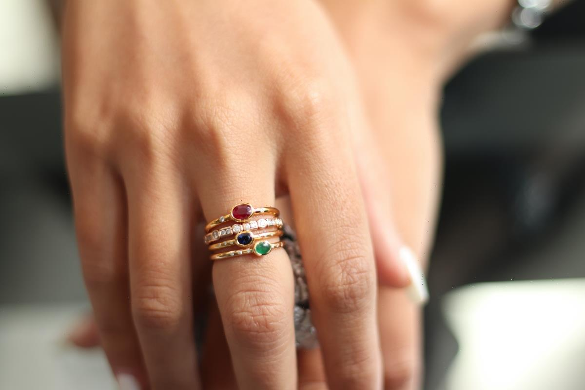 11 Dainty Stackable Ring Sets That Won't Drain Your Bank Account