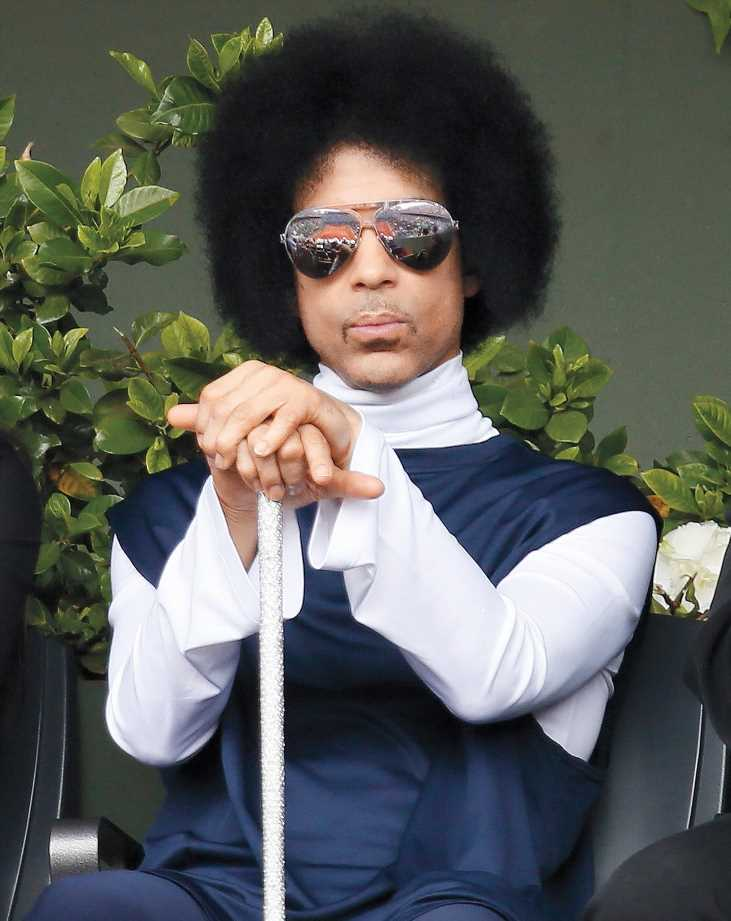 A Final Visit With Prince: Rolling Stone's Lost Cover Story
