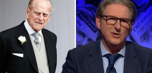 Adrian Dunbar weighs in on BBC's Prince Philip coverage: 'If you're offended that's fine'