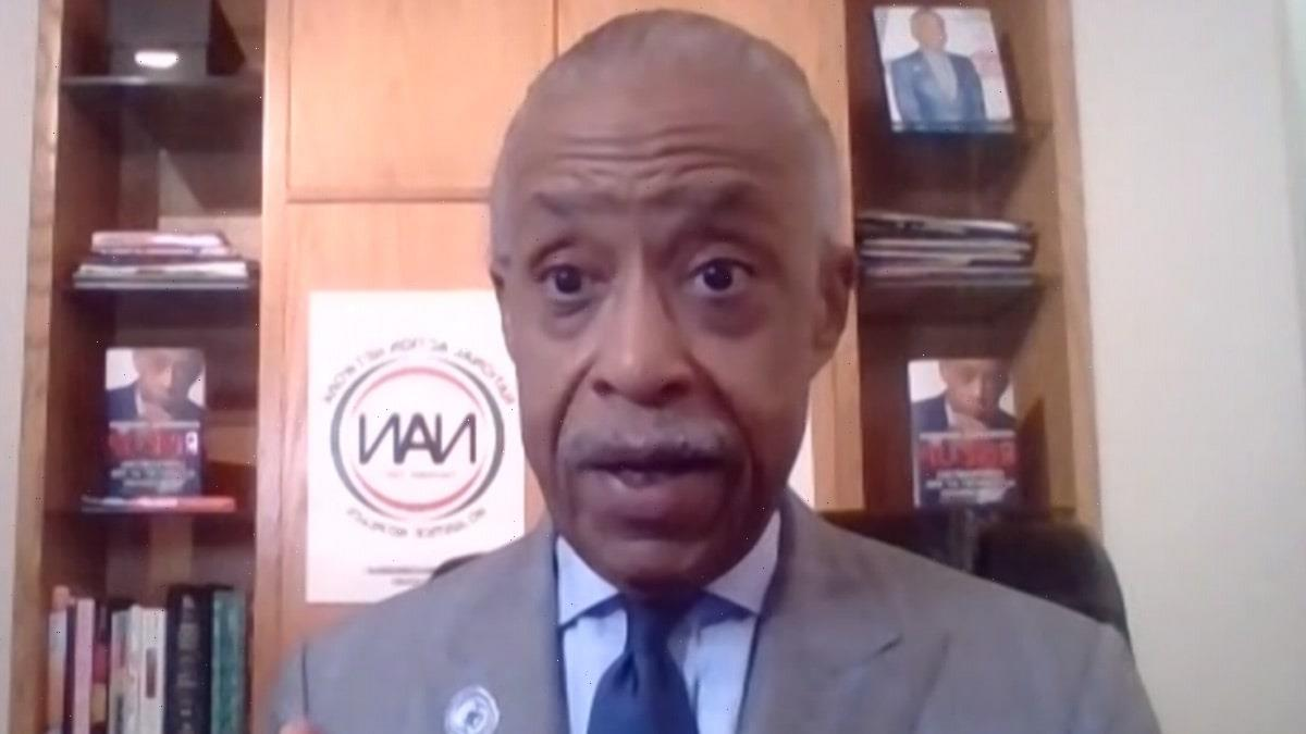 Al Sharpton Fears Voter Intimidation After Trump's 'Proud Boys' Message