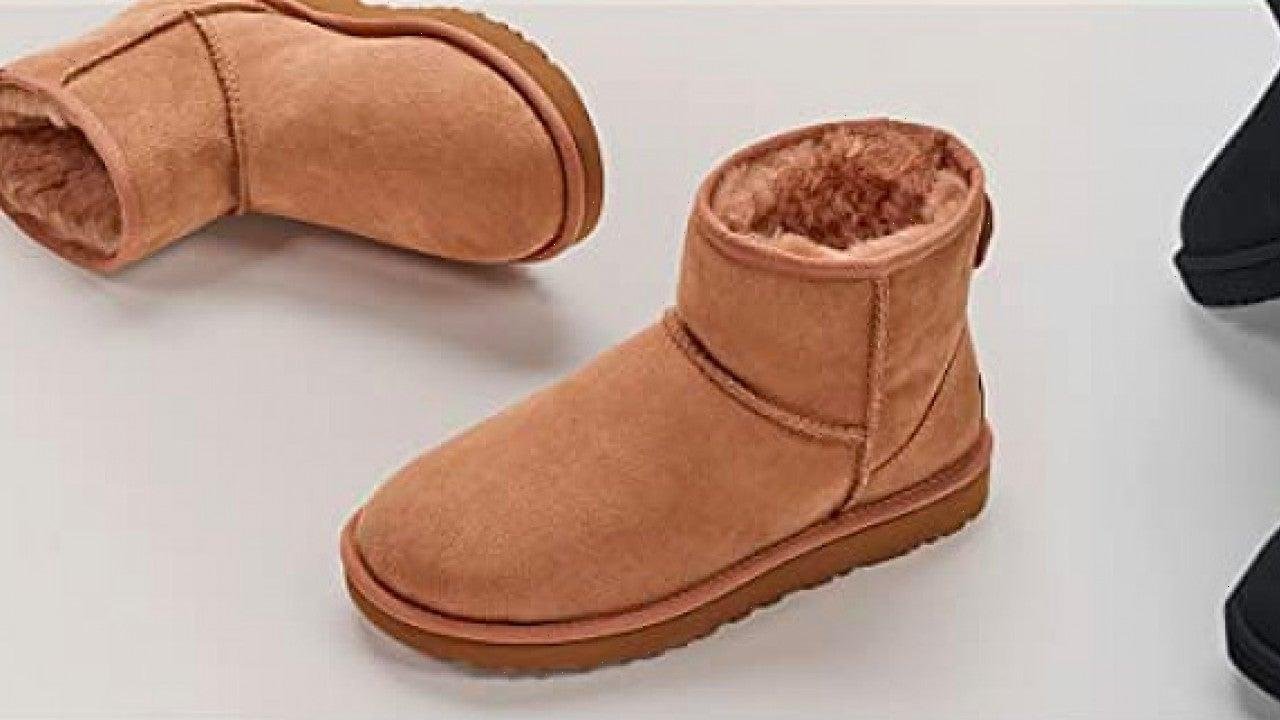 Amazon Spring Sale: Save Up to 45% on UGG Boots, Slippers & More