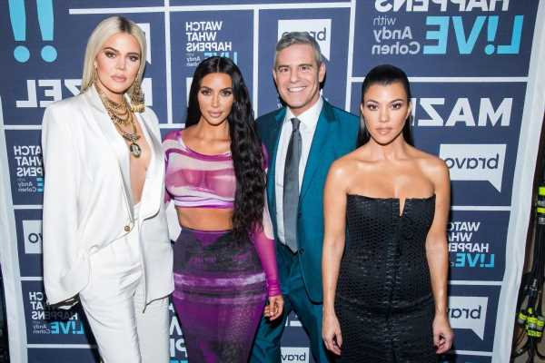 Andy Cohen and the Kardashians Left No Scandal Unturned in the 'KUWTK' Reunion Episode