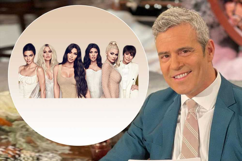 Andy Cohen reveals biggest topics covered at Kardashians reunion taping