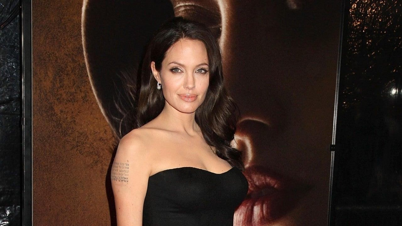 Angelina Jolie Says Her 'Family Situation' Has Affected Her Work