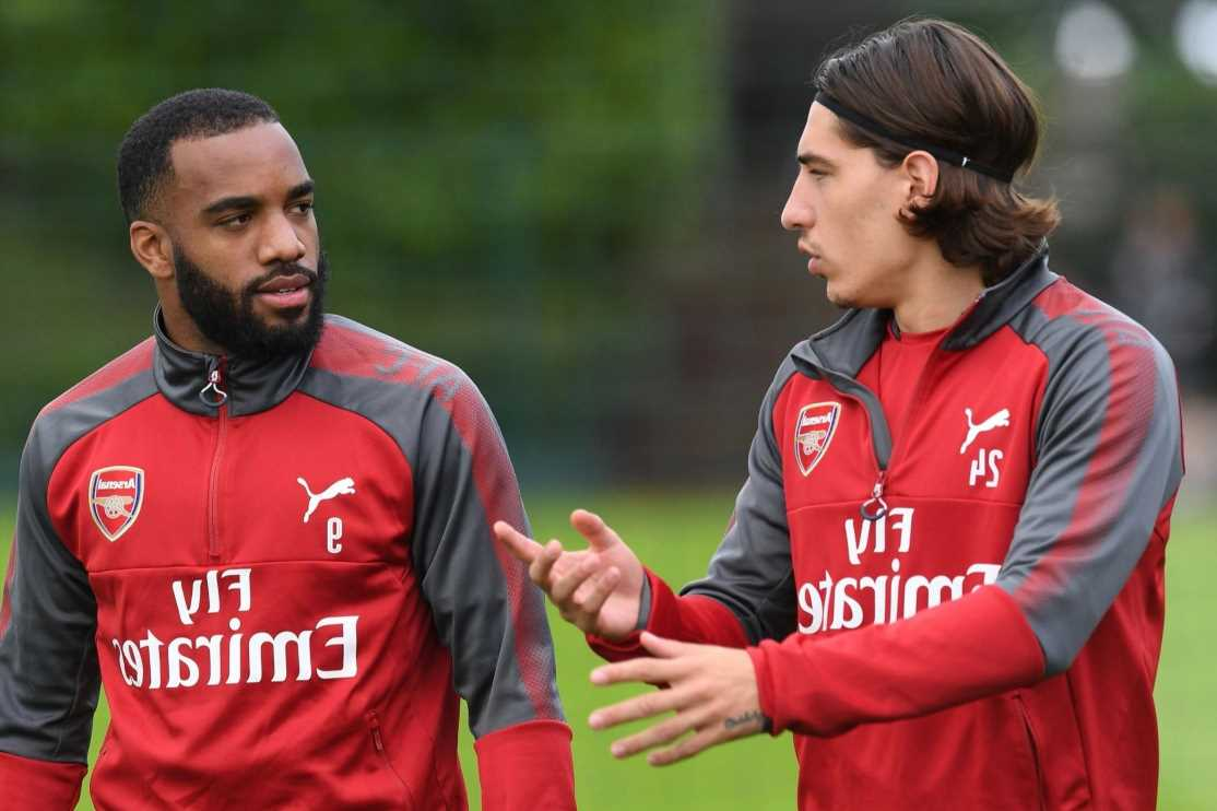 Arsenal 'fire sale with SIX players up for grabs including Bellerin and Lacazette to raise £120m for transfer plans'