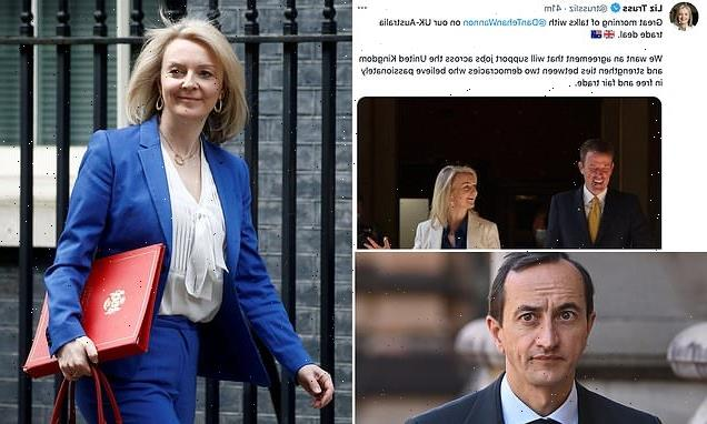 Australian MP blasts 'amateurish' Liz Truss