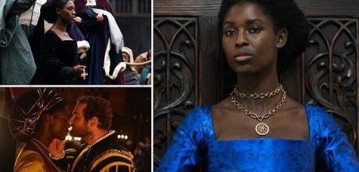 BAZ BAMIGBOYE: How Jodie returned to Blighty to take on Anne Boleyn