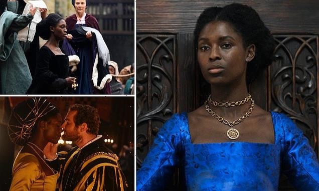 BAZ BAMIGBOYE: How Jodie returned to Blighty to take on Anne Boleyn