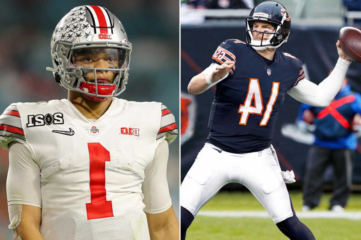 Bears' Andy Dalton 'QB1' tweet looks even worse after drafting Justin Fields