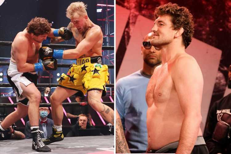 Ben Askren branded a 'fat slob' after Jake Paul loss by Stephen A Smith, who says former UFC star should be 'ashamed'