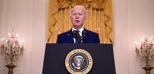Biden tells Putin 'now is the time to de-escalate' at Ukrainian border