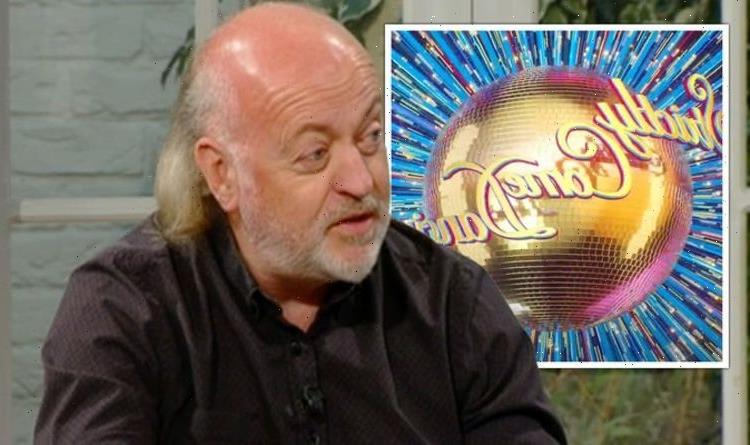 Bill Bailey hints at annoyance over Strictly Come Dancing 'champion' title: 'That bloke!'