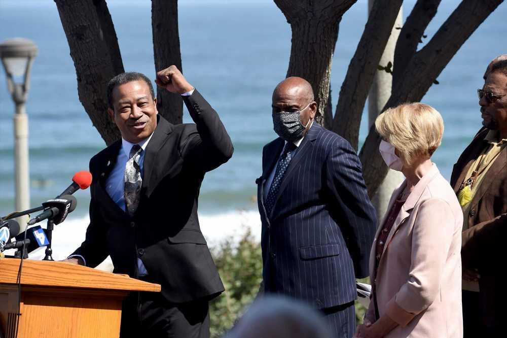Black family whose ancestors were robbed of LA beach resort may get land back