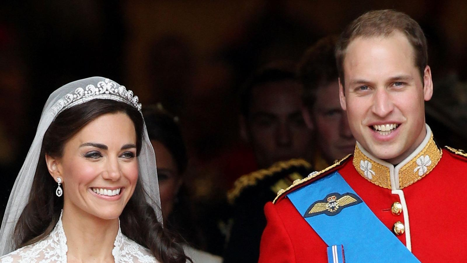 Body Language Expert Noticed This About William & Kate's Anniversary Video – Exclusive