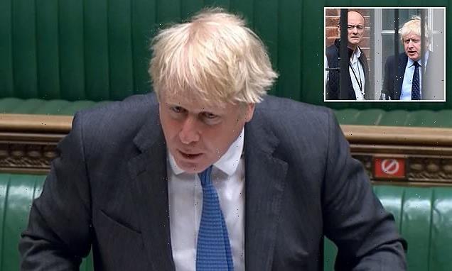 Boris Johnson hits back over 'bodies pile high' claims