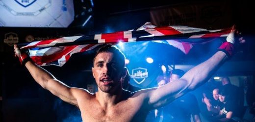 Brendan Loughnane says he wants the title and a million dollars ahead of Professional Fighters League clash