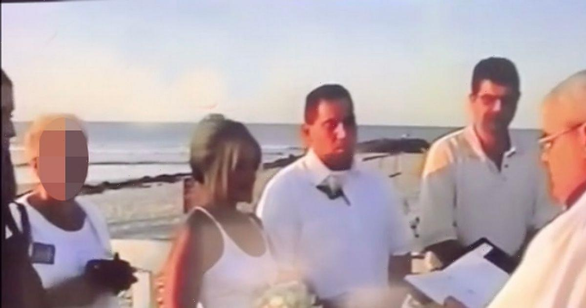 Bride's horror as mum-in-law turns up to wedding in white 'to take her spot'