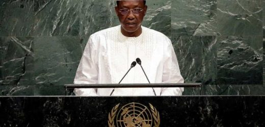 Chad's longtime president Idriss Déby dies after fight against rebels