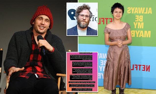 Charlyne Yi accuses James Franco of being a 'sexual predator'