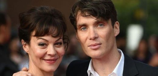 Cillian Murphy 'broken-hearted' at Helen McCrory death – 'Will dearly miss my pal'
