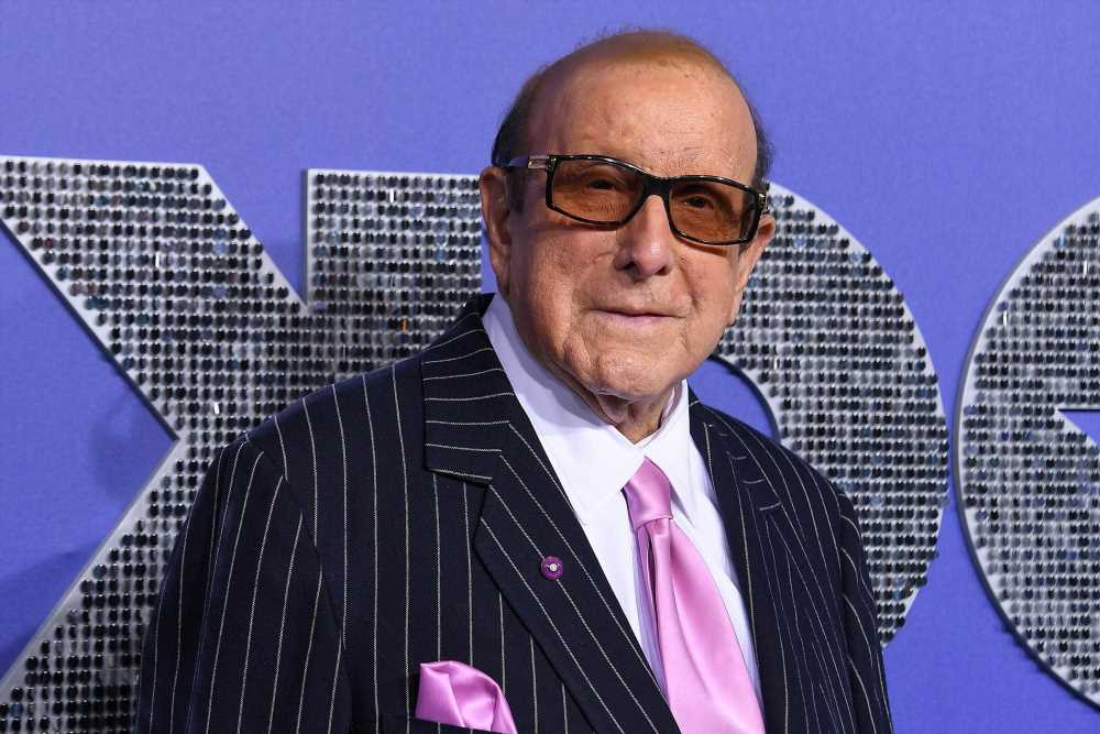 Clive Davis sets date for part two of his Grammy celebration