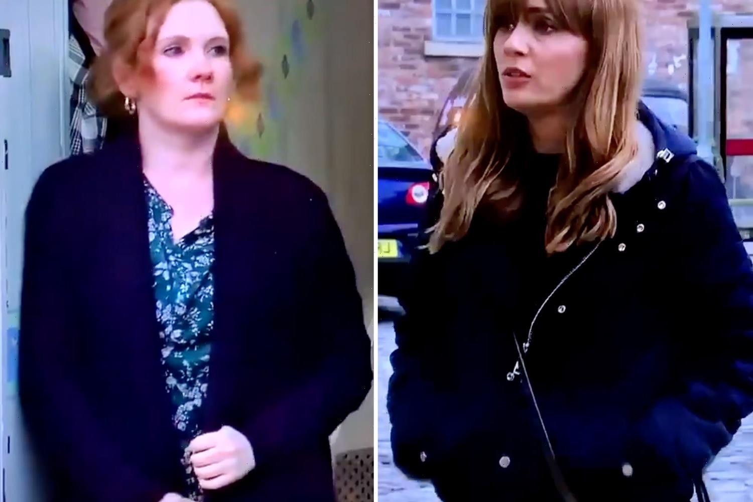Coronation Street fans slam cheating hypocrite Maria Connor for having a go at Alina and Tyrone