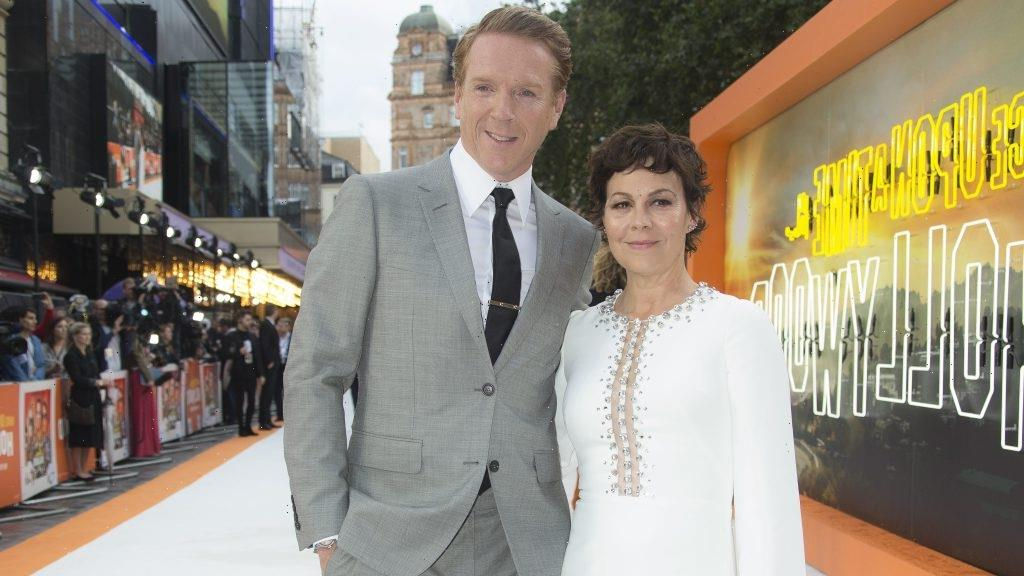"""Damian Lewis Pens Powerful Tribute To Wife Helen McCrory: """"She's Been A Meteor In Our Life"""""""