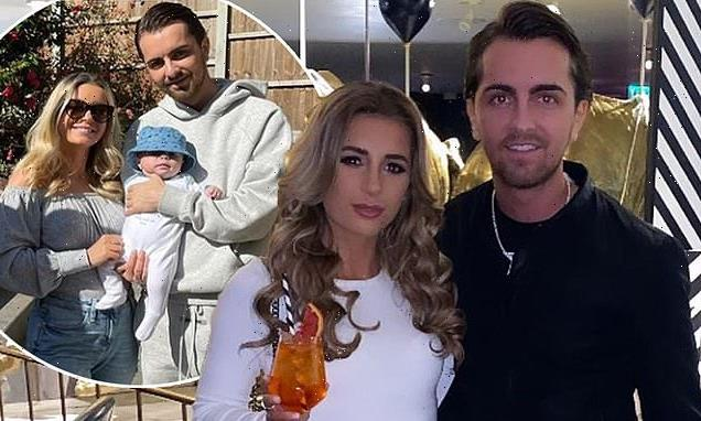 Dani Dyer 'vows to stand by boyfriend Sammy Kimmence' amid fraud trial