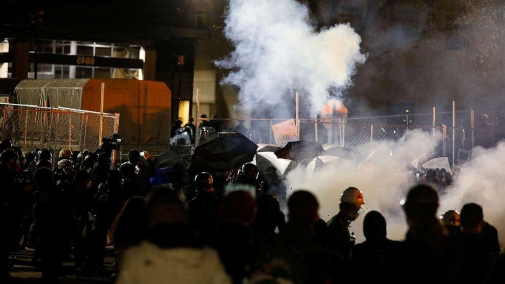 Daunte Wright protests turn violent again in Minnesota, nearly 100 people arrested