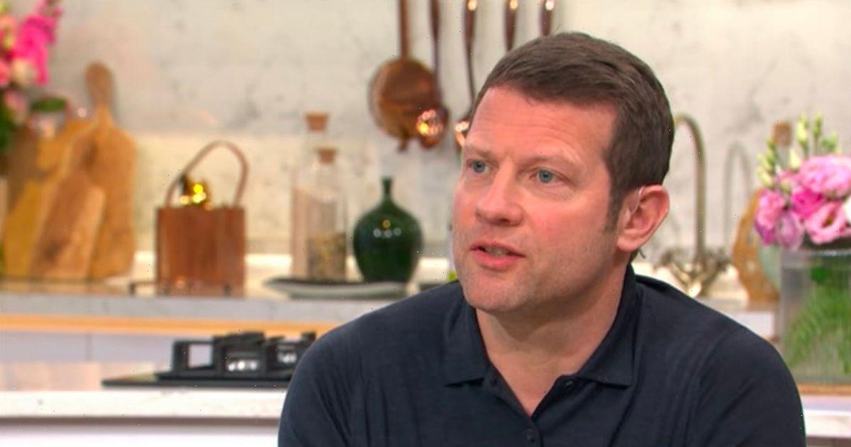 Dermot O'Leary clashes with Seaspiracy creator as This Morning turns tense