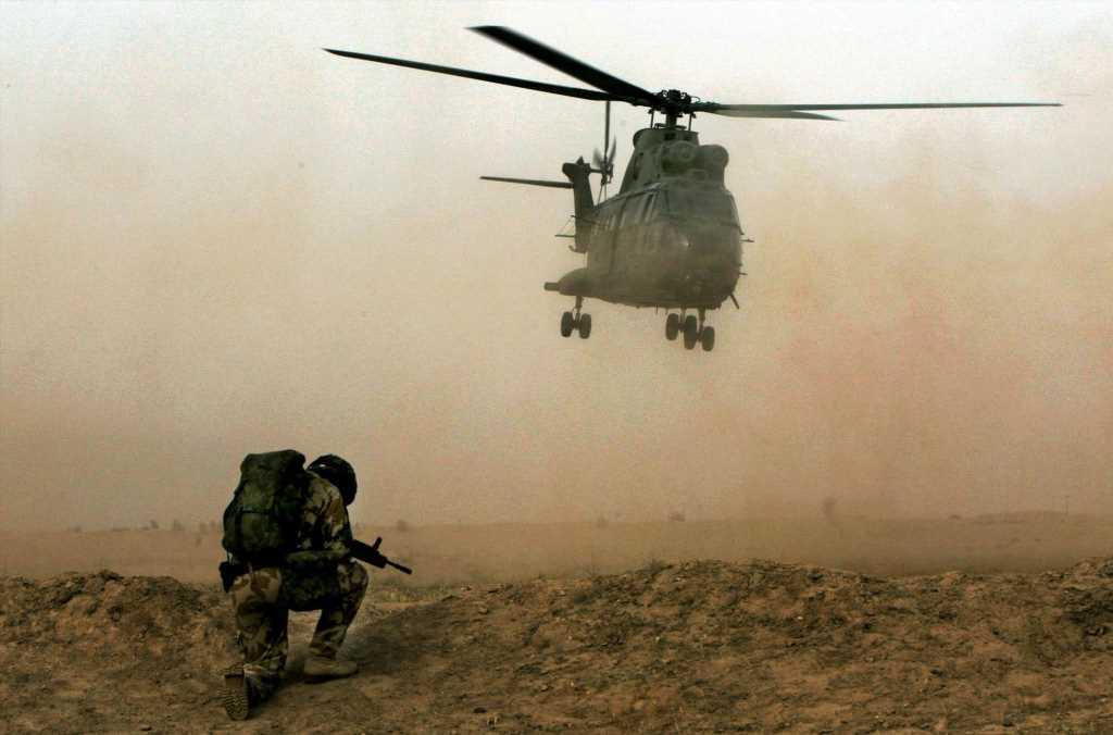 Dozens of military personnel put on close surveillance to combat bogus compo claims